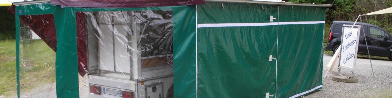 image d'illustration pour la section bâches et voiles d'ombrages