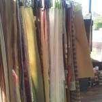photo d'échantillons de tissus fournisseur