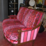 tapisserie canapé
