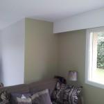 peinture intérieure salon